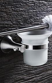Toalett Børster & Holdere Moderne / Nutidig Rustfritt Stål 1 stk - Hotell bad