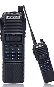BAOFENG UV-82 Walkie-talkie Håndholdt 5-10 km 5-10 km Walkie talkie Tovejs radio