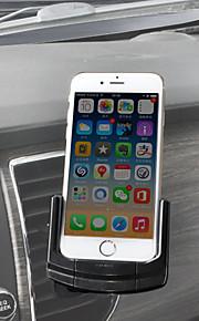 bil mobiltelefon monteringsholder holder luftudtag gitter dashboard universal spænde type stickup type holder