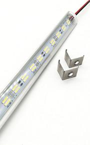 ZDM® 144 светодиоды 1x жесткая лента Тёплый белый Холодный белый DC 12V