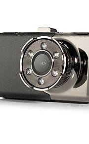 3 pollici auto dvrtft lcd hd 1080 p ruotato 140 gradi ultra grandangolare dash fotocamera veicolo videoregistratore digitale videocamera