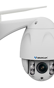 VStarcam 2.0 MP Buiten with IR-cut 128(High-definition Nacht Zicht LED Waterbestendig Dubbele stream Externe toegang  Auto Witbalans) IP
