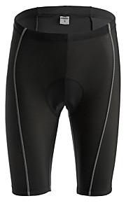 Jaggad Homme Femme Cuissard Rembourré de Cyclisme - Noir Vélo Cuissard  / Short Shorts Rembourrés, Séchage rapide, Respirable, La peau 3
