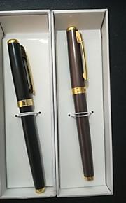 Non-personalized Metalic Pen Groom Groomsman Friends Business Wear to work