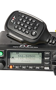 TYT MD-9600 Walkie-talkie Køretøjsmonteret VOX 1000 Walkie talkie Tovejs radio