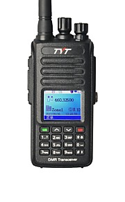TYT MD-390 Walkie-talkie Håndholdt Vandtæt 2200 Walkie talkie Tovejs radio