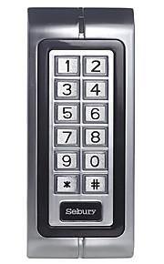 K2 Adgangskontrol tastatur Krypteringsfunktion Kontor