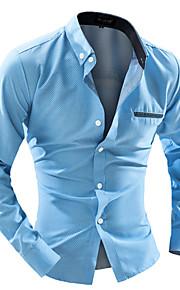 Camicia Per uomo Attivo Essenziale Tinta unita