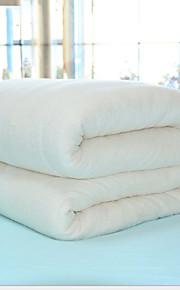 Comfortabel - 1 bedsprei Winter Katoen Effen