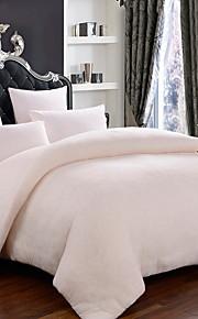 Comfortabel - 1 gewatteerde deken Lente & Herfst / Winter Katoen Effen