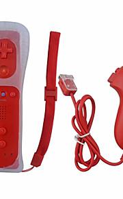 WII Mit Kabel Schutzhülle / Gamecontroller Für Wii . Schutzhülle / Gamecontroller Silikon / ABS 1pcs Einheit