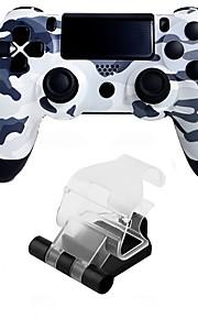 Trådløs Håndtagskonsol / Game Controllers Til PS4, Bluetooth Lav vibration / Touchpad / Vibrering Håndtagskonsol / Game Controllers ABS