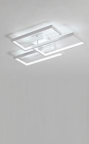 3 등 플러쉬 마운트 엠비언트 라이트 Painted Finishes 알루미늄 LED 110-120V / 220-240V 웜 화이트 / 콜드 화이트 LED 광원 포함 / 집적 LED