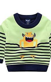 1e0760cb341 34 Μωρό Κοριτσίστικα Βασικό Στάμπα Μακρυμάνικο Κανονικό Πολυεστέρας Μπλούζα  με Κουκούλα & Φούτερ Θαλασσί / Νήπιο