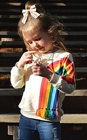 dd04927c979 38 Μωρό Κοριτσίστικα Βασικό Στάμπα Μακρυμάνικο Πολυεστέρας Μπλούζα με  Κουκούλα & Φούτερ Μπεζ / Νήπιο