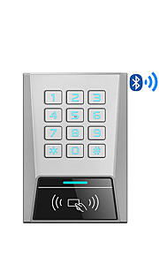 K2-EM-BT 액세스 제어 키패드 지문 잠금 해제 / 비밀번호 잠금 해제 / 블루투스 잠금 해제 홈 / 아파트 / 호텔
