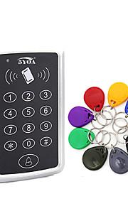 5YOA B03-10KeyTK4100 액세스 제어 시스템 세트 / 액세스 제어 키패드 RFID 암호 / ID 카드 홈 / 아파트 / 학교