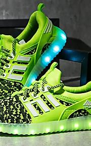 fde8c03e0d6 Αγορίστικα Παπούτσια Ύφασμα Άνοιξη / Φθινόπωρο Ανατομικό / Φωτιζόμενα  παπούτσια Αθλητικά Παπούτσια LED για Πράσινο /