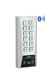 BK1-EM- BT 액세스 제어 키패드 지문 잠금 해제 / 비밀번호 잠금 해제 / 암호화 기능 홈 / 아파트 / 호텔