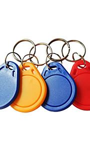 5YOA 100KeyIC RFID Keyfobs 홈 / 아파트 / 학교