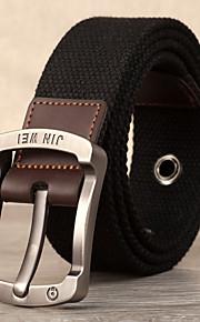 Unisex Aktivní / Základní / Volné kudrliny Skinny pásek - Jednobarevné / Puntíky