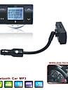 Bil MP3 spelare Bluetooth handsfree - FM-sändare med fjärrkontrollen på ratten - Support sd-kort - USB flash - fm8100