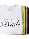 100% bumbac Îmbrăcăminte Mireasă Nuntă