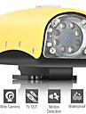 Bartle Frere - HD mini vattentäta sport & action kamera med rörelsedetektor + 120 grader bred vinkel
