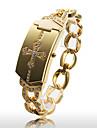 pentru Doamne Ceas La Modă Quartz Aliaj Bandă Auriu Marca-