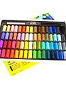 64 färger hårfärg pastellkrita