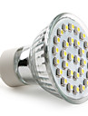 GU10 - 2 W- MR16 - Spot Lights (Naturlig Vit 90 lm AC 220-240