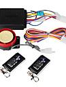profesionale 120-125dB alarma de securitate motocicleta cu telecomanda