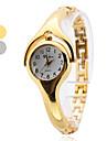 Pentru femei Ceas La Modă Ceas Brățară Quartz Bandă Atârnat Elegant Argint Auriu