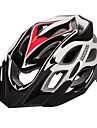 Comfortable+Safety EPS+PC Bicycle Helmets with 24 Vents And LED Light 91418
