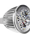 6W GU5.3(MR16) Spoturi LED MR16 5 LED Putere Mare 280 lm Alb Natural DC 12 V