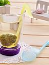 fonetic simbol ceai în formă de frunze de filtru filtru (culoare aleatorii)