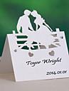 cărți de carte de hârtie carte 12 pvc sac card deținători de nunta recepție