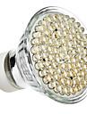 GU10 80-LED 3-3.5W 400LM 6000-6500K Bec spot LED Lumină Albă Naturală (220-240V)