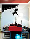 Djur 3D Väggklistermärken Väggstickers Flygplan Dekrativa Väggstickers, Vinyl Hem-dekoration vägg~~POS=TRUNC Vägg