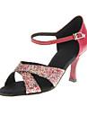Femeile personalizate lui Glitter spumante Pantofi de dans superior