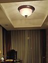 Traditionell / Klassisk Takmonterad Glödande - Ministil, 110-120V 220-240V Glödlampa inte inkluderad