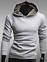 pulovăr de lână căptușite tricou sport pentru barbati