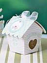 cutie favoare cu panglica-un set de 12
