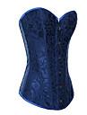 TopMelon femei sexy Style Corset Curte 658