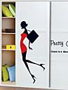 Människor Väggklistermärken Väggstickers Flygplan Dekrativa Väggstickers, Vinyl Hem-dekoration vägg~~POS=TRUNC Vägg