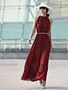 Moda dintr-o bucata Dress Midi femei