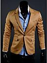 Pentru bărbați de afaceri Leisure bărbați Blazer mici Suit