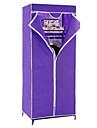 Modern rektangel Storage Skåp för kläder - 5 Färger Tillgängliga