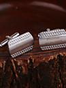 aliaj de zinc Butoni & Ace de Cravată Mire Naș de Căsătorie Nuntă Aniversare Zi de Naștere Felicitări Afaceri