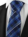 verificat cravată model bărbați pentru nunta cadou de vacanță